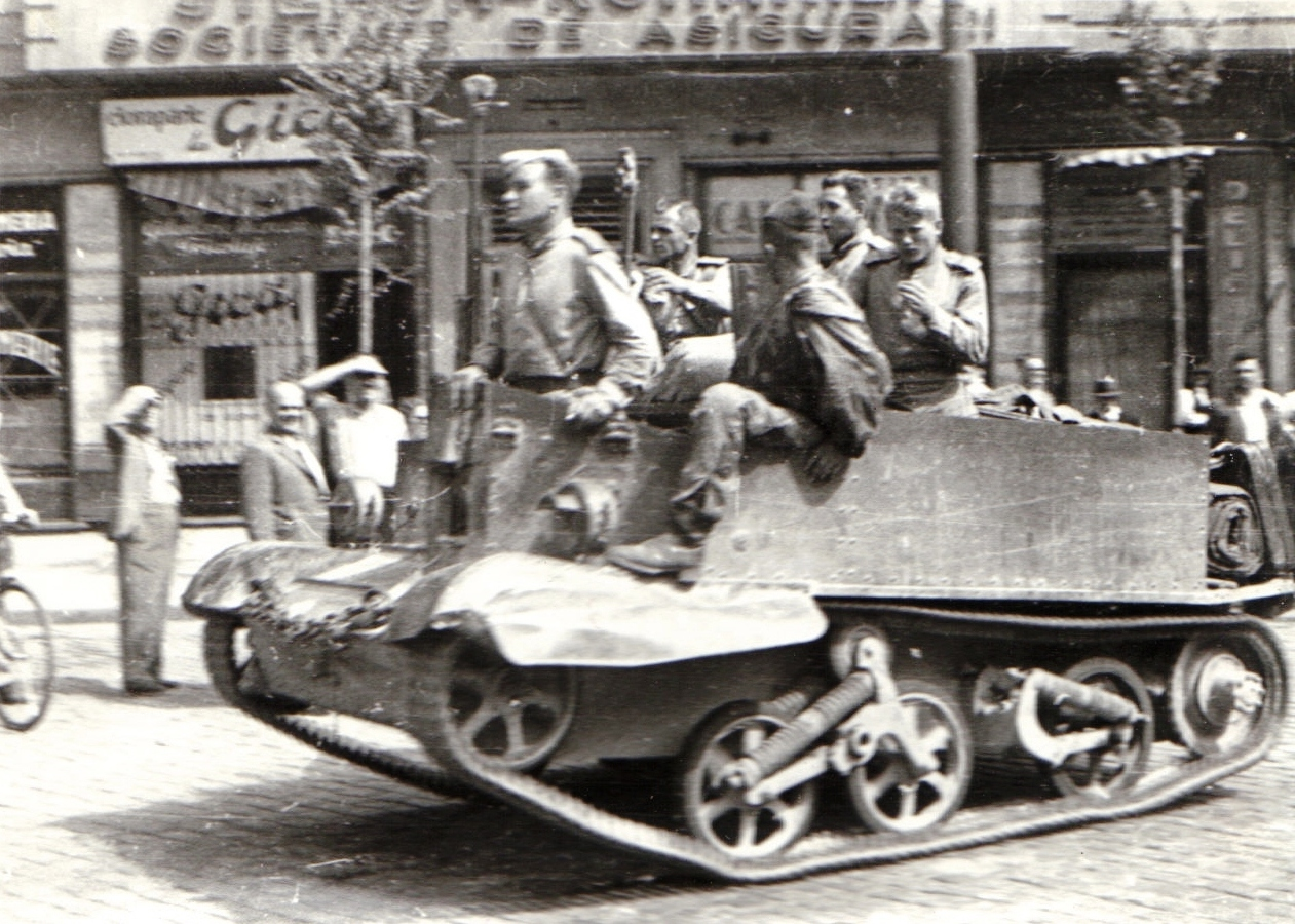 Lend Lease Universal Carrier