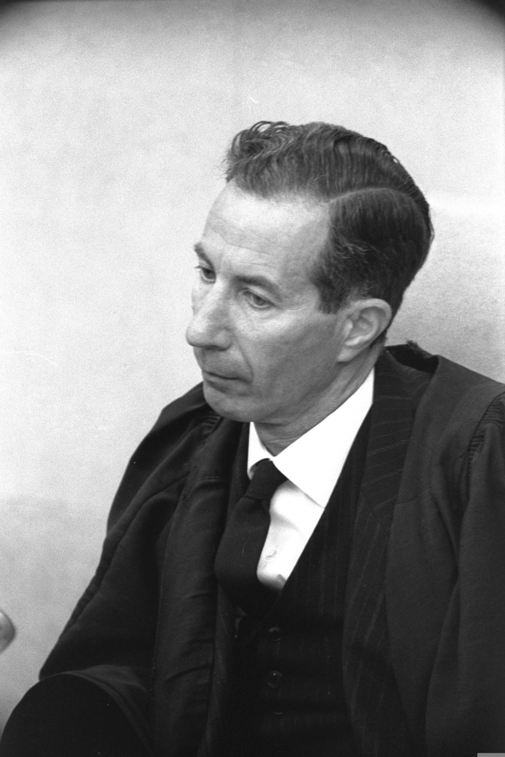 Supreme Court Justice Alfred Witkon